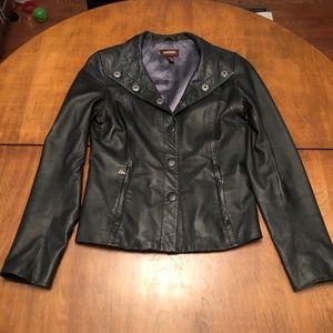 Danier leather jacket/blazer